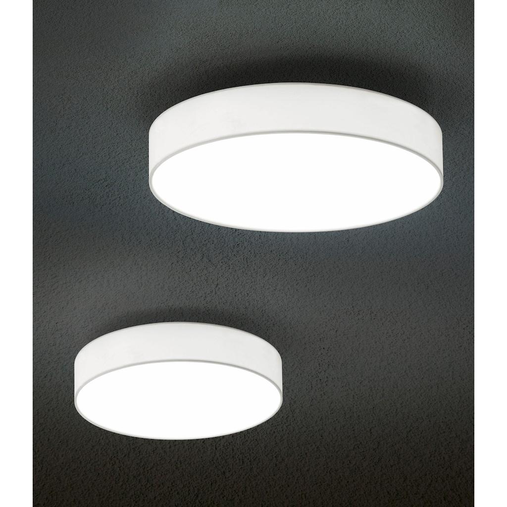 TRIO Leuchten LED Deckenleuchte »Lugano«, LED-Board, Warmweiß, LED Deckenlampe