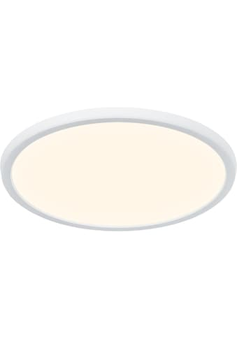 Nordlux Smarte LED-Leuchte »Oja Smartlight«, LED-Modul, Farbwechsler, Smarte LED-Leuchte Ø 30 cm, Steuerung Helligkeit, Lichtfarbe, 5 Jahre Garantie auf LED kaufen