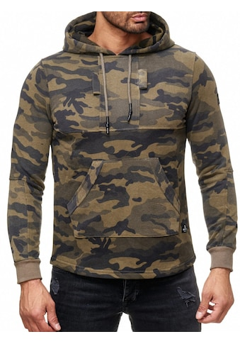 Rusty Neal Pullover im Military-Look kaufen