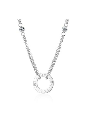 AILORIA Kette mit Anhänger »APOLLINE Halskette Silber«, Hochglanz-Finish kaufen