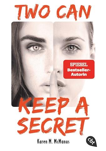 Buch »Two can keep a secret / Karen M. McManus, Anja Galic« kaufen