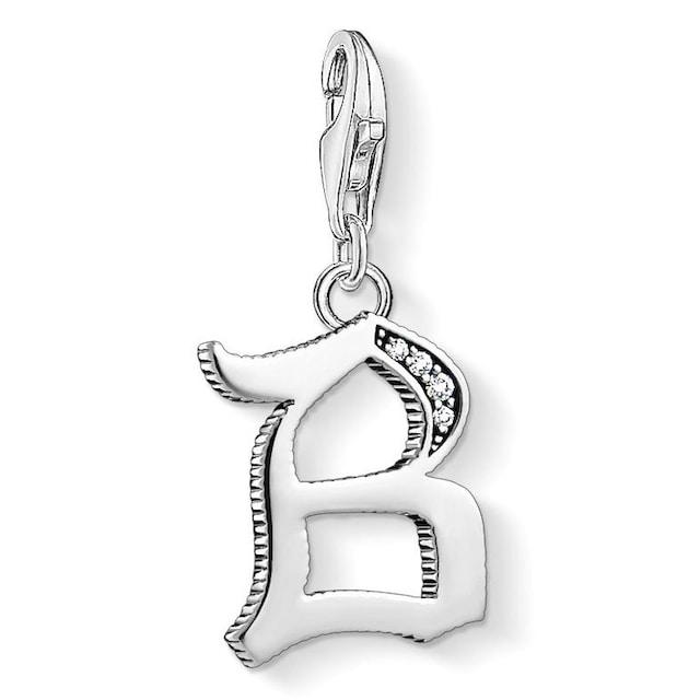 THOMAS SABO Charm-Einhänger »Buchstabe A-Z, 1581-1606-643-21«