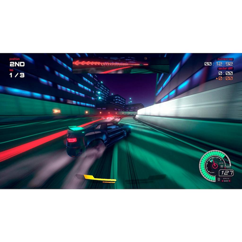 PQube Spiel »Inertial Drift«, Nintendo Switch