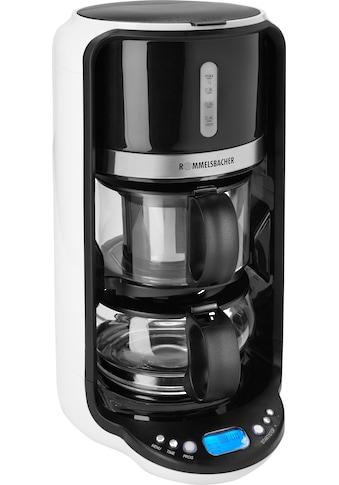 Rommelsbacher Teeautomat »TA 1200«, 1200 W, mit Startzeitvorwahl kaufen