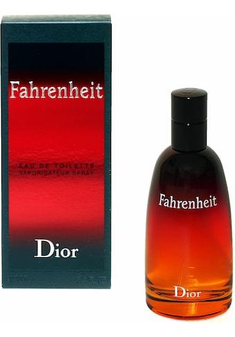 """Dior Eau de Toilette """"Fahrenheit"""" kaufen"""