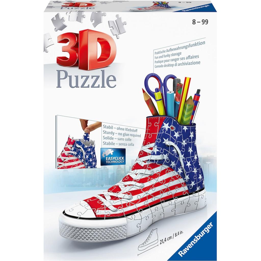 Ravensburger 3D-Puzzle »Sneaker«, Made in Europe, FSC® - schützt Wald - weltweit