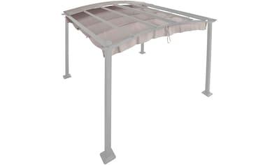 KONIFERA Pavillonersatzdach »Athen«, für 300x300 cm, grau kaufen