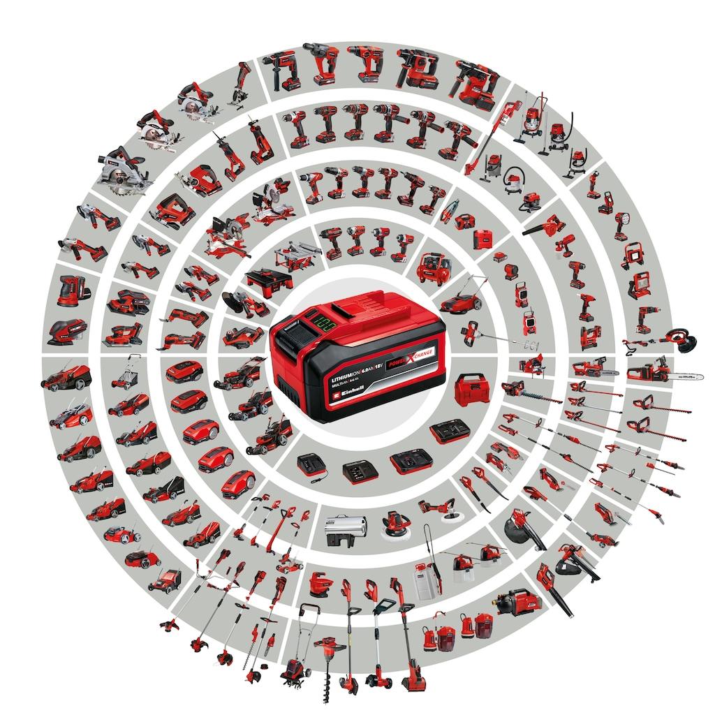 Einhell Akku »PXC-Starter-Kit 2x 4,0Ah & Twincharger Kit«, 18,0 V