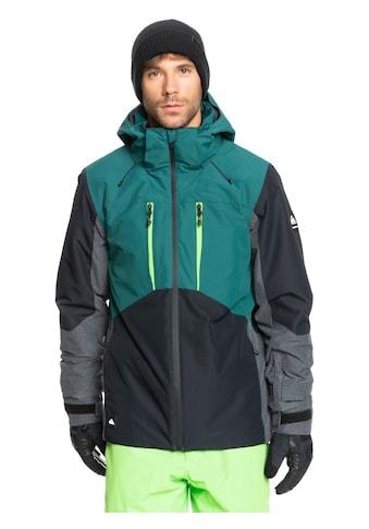 Quiksilver Snowboardjacke »Mission Plus« kaufen