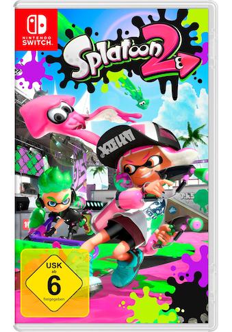 Splatoon 2 Nintendo Switch kaufen