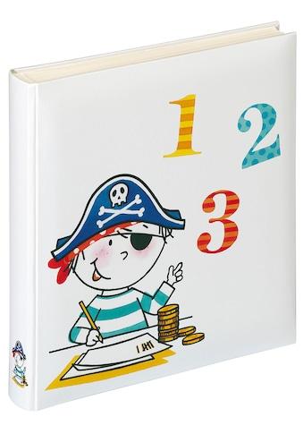 Walther Fotoalbum »Kinderalbum Pirat 1, 2, 3« kaufen