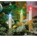 LED-Christbaumkerzen
