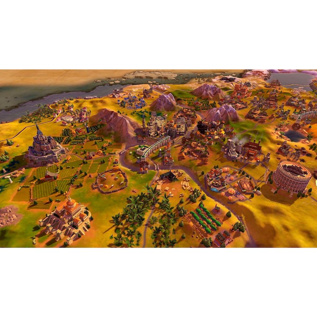 2K Spiel »Sid Meier's Civilization VI«, Nintendo Switch, CIAB