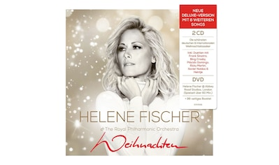 Musik-CD »WEIHNACHTEN (DLX/NEUE VERS / Fischer,Helene« kaufen