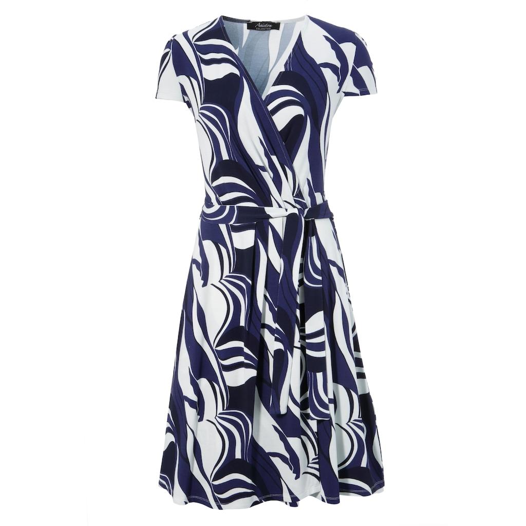 Aniston SELECTED Sommerkleid, im grafischen Druck