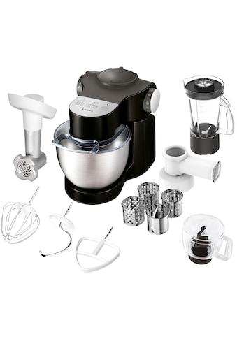 Krups Küchenmaschine KA3198 Master Perfect Plus, 1000 Watt, Schüssel 4 Liter kaufen