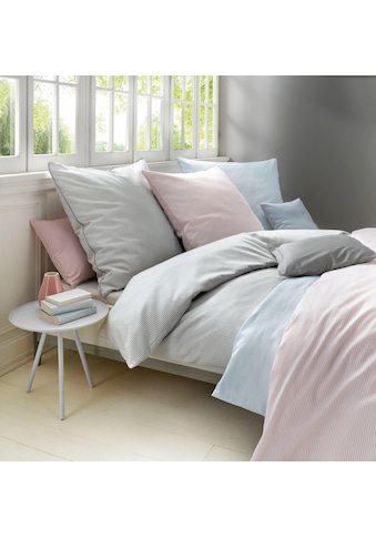 fleuresse Bettwäsche »Modern Life«, mit Nadelstreifen kaufen