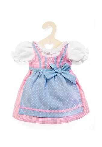Heless Puppenkleidung »Dirndl rosa-blau« kaufen