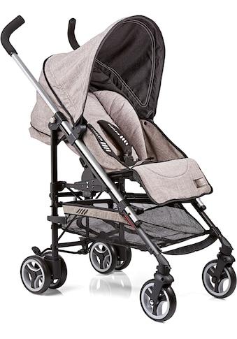 Gesslein Kinder-Buggy »S5 Reverse 2+4, Camel Meliert«, mit schwenkbaren Vorderrädern kaufen