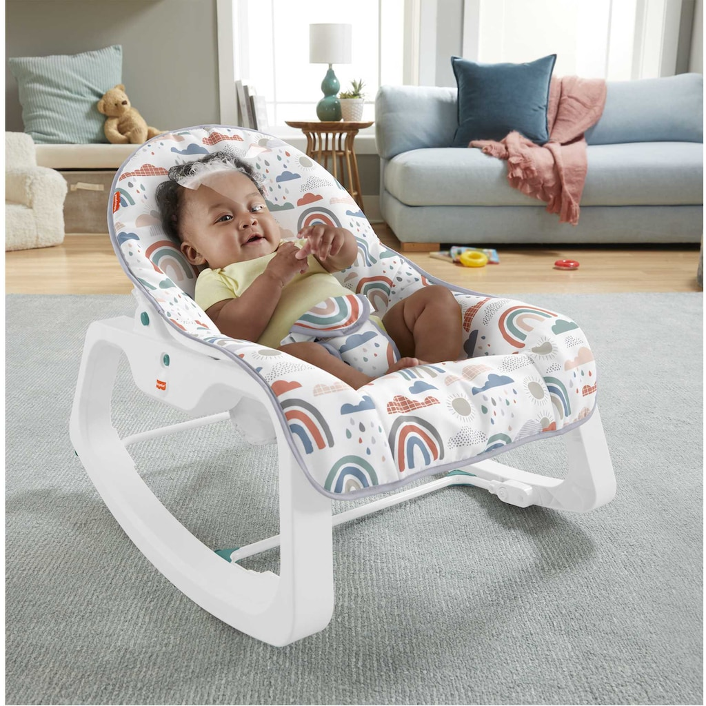 Fisher-Price® Babyschaukel »Regenbogen«, bis 18 kg