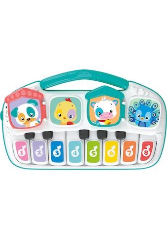 Clementoni® Spielzeug-Musikinstrument »Clementoni Baby - Tier-Piano« kaufen