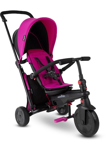 smarTrike® Dreirad »smarTfold 400S, rosa/schwarz« kaufen