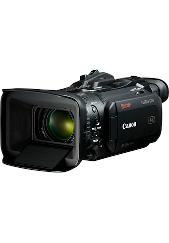 Canon »Legria GX - 10« Camcorder (4K Ultra HD, WLAN (Wi - Fi), 15x opt. Zoom) kaufen