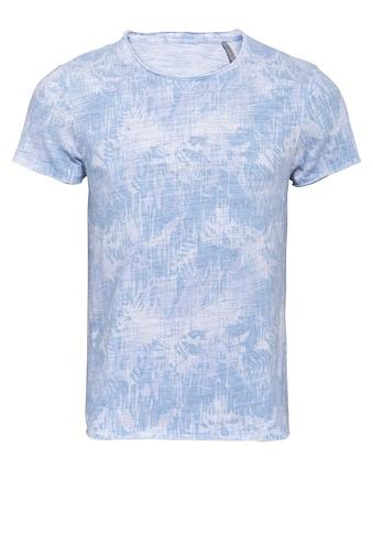 Way of Glory T-Shirt, Tropical Print & Tasche kaufen