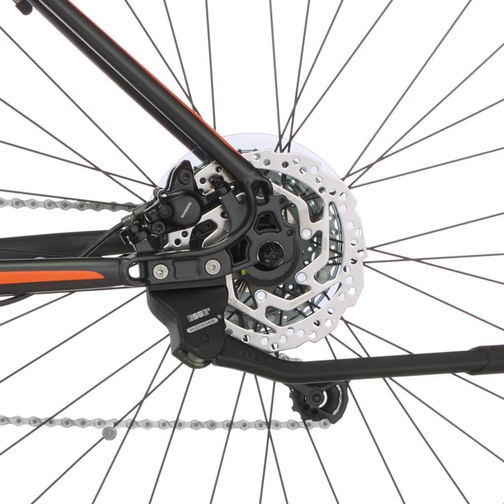 FISCHER Fahrräder E-Bike »MONTIS 4.0i - 504«, 9 Gang, Shimano, Deore, Mittelmotor 250 W