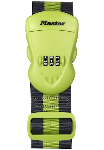 Master Lock Koffergurt, mit Zahlenschloss, 2 m kaufen