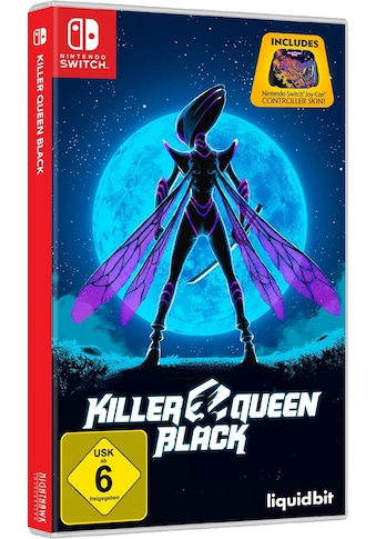Liquidbit Spiel »Killer Queen Black«, Nintendo Switch kaufen