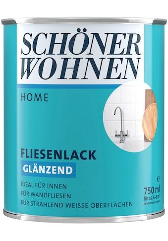 SCHÖNER WOHNEN-Kollektion Lack »Home Fliesenlack«, 750 ml kaufen