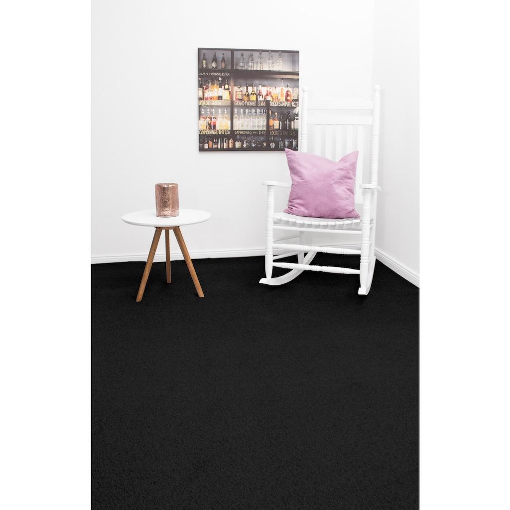 Andiamo Teppichboden »Clara«, rechteckig, 9 mm Höhe, Meterware, Breite 400 cm, Länge frei wählbar, mit Textilrücken