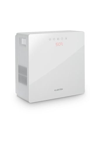 Klarstein Luftwäscher 2 - in - 1 - Luftreiniger Luftbefeuchter »PurePal« kaufen