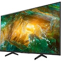 Sony KD49XH8096 Bravia LCD-LED Fernseher (123 cm / (49 Zoll), 4K Ultra HD, Android TV