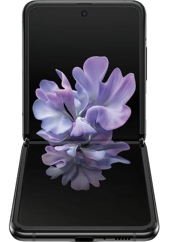 """Samsung Smartphone »Galaxy Z Flip«, (17,03 cm/6,7 """" 256 GB Speicherplatz, 12 MP Kamera) kaufen"""