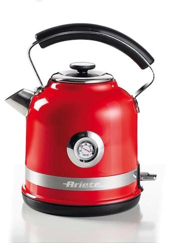 Ariete Wasserkocher »Moderna 2854«, 1,7 l, 2200 W kaufen