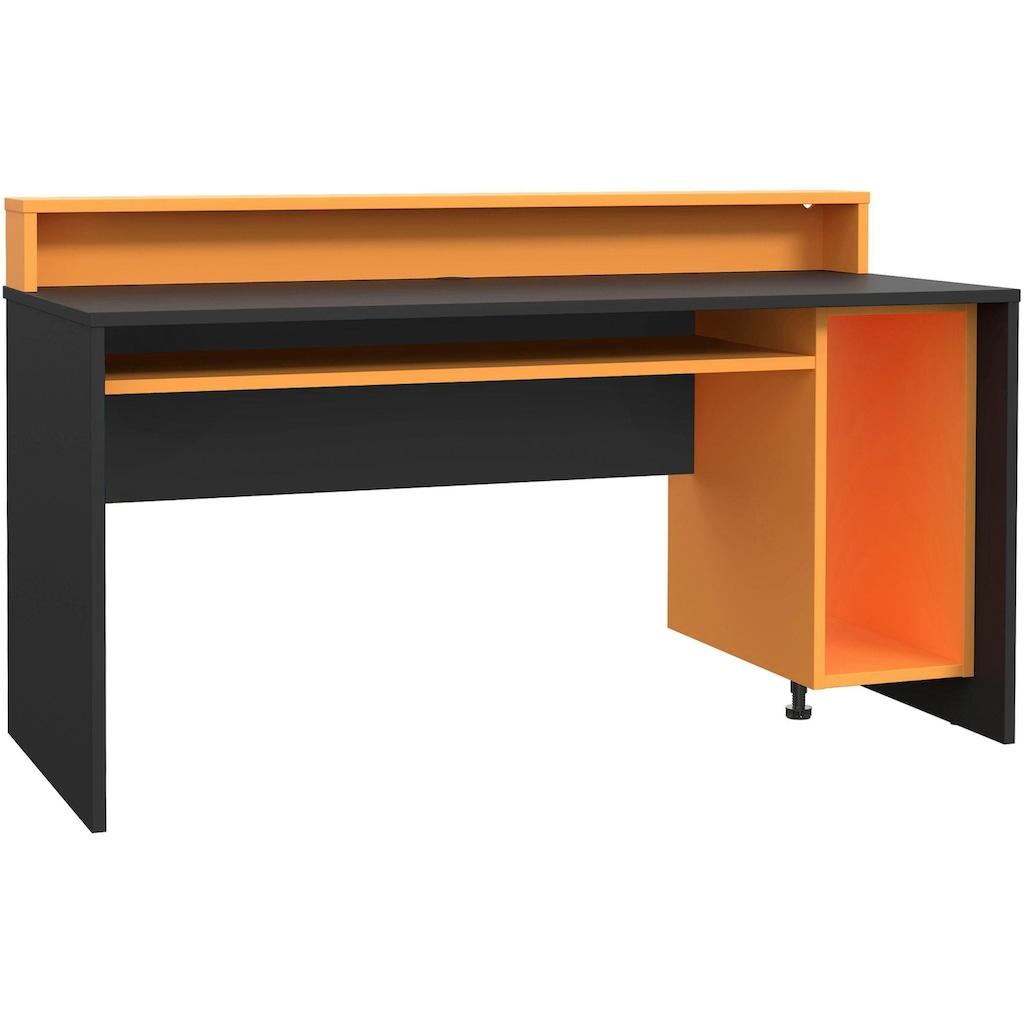 FORTE Gamingtisch »Tezaur«, wahlweise mit RGB-Beleuchtung