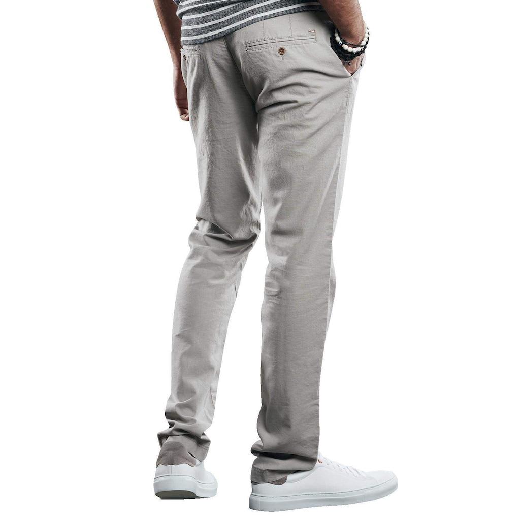 emilio adani Modische Leinenhose mit softem Warengriff