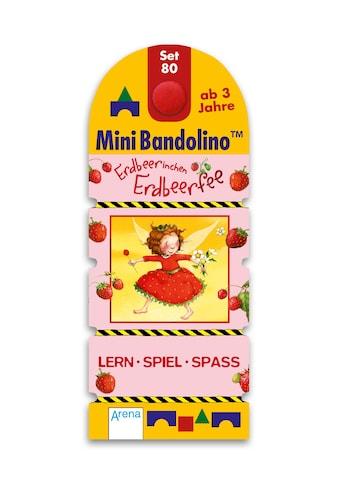 Buch »Mini Bandolino Set 80. Erdbeerinchen Erdbeerfee / Stefanie Dahle, Bianca... kaufen