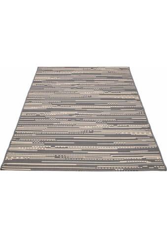 Carpet City Teppich »Sun 600«, rechteckig, 5 mm Höhe, In- und Outdoor geeignet,... kaufen