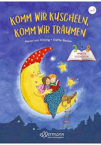 Buch »Komm wir kuscheln, komm wir träumen / Maren von Klitzing, Steffie Becker« kaufen