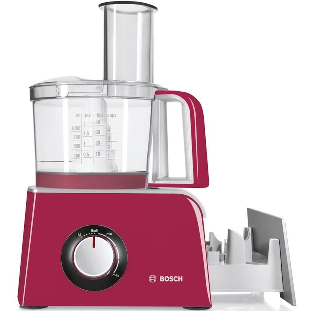 BOSCH Kompakt-Küchenmaschine »Styline MCM42024«, 800 W, 1,25 l Schüssel