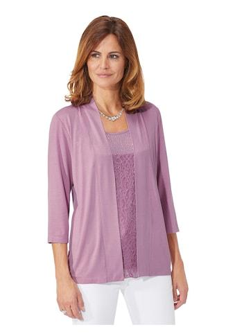 Shirt im 2 - in - 1 - Look kaufen