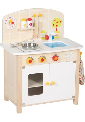roba® Spielküche »Weiß/Grau«, mit Zubehör kaufen