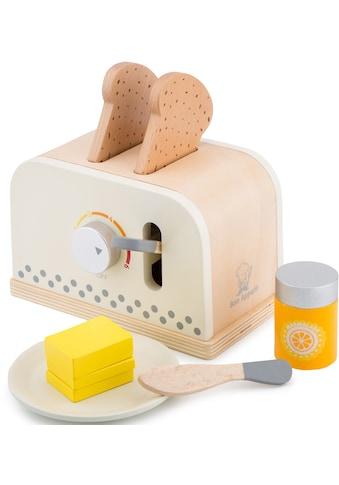 New Classic Toys® Kinder-Toaster »Bon Appetit - Toaster mit Zubehör, Creme« kaufen