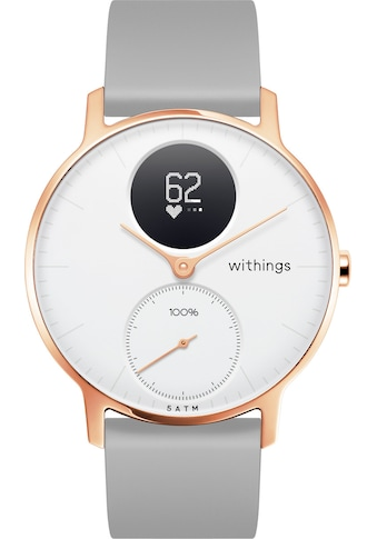 Withings Activity Tracker »STEEL HR 36 mm« kaufen
