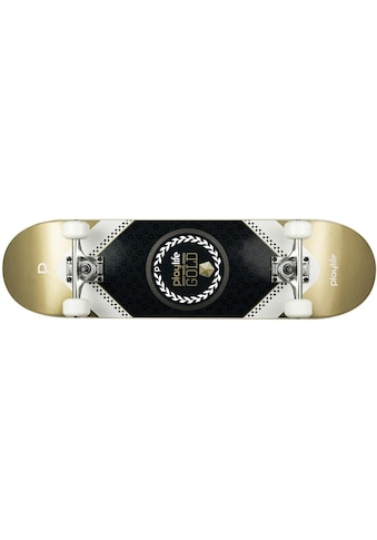 Playlife Skateboard »Heavy Metal Gold« kaufen