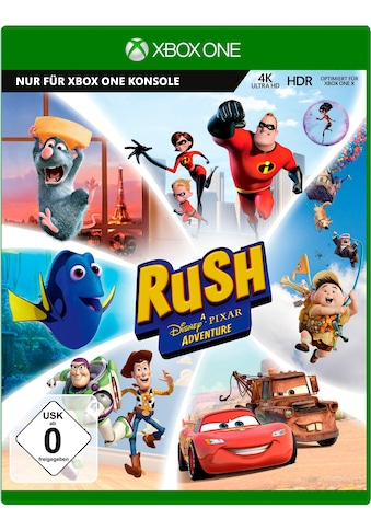Rush  -  Standard Edition Xbox One kaufen