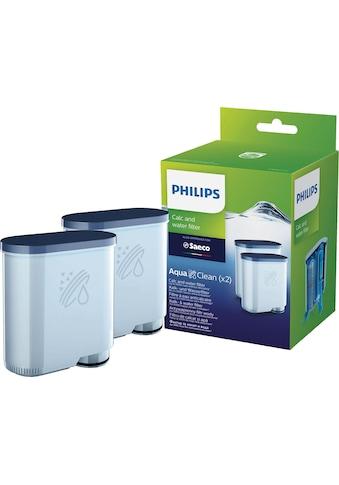Saeco Wasserfilter AquaClean CA6903/22 für Philips und Saeco Kaffeevollautomaten, Doppelpack, Zubehör für Philips Kaffeevollautomaten kaufen